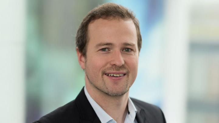 Florian Leschka, Leiter der Gruppe System Design am Fraunhofer IIS