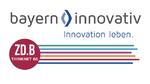Logo des Thinknet 6G von Bayern Innovativ
