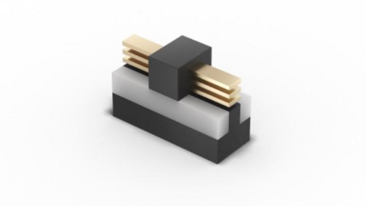 Der Gate-All-Around-Transistor, den Intel »RibonFET« nennt, ist Intels erster neue Transistortyp nach der Einführung des FinFET.