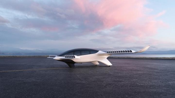 Lilium Elektro-Jet