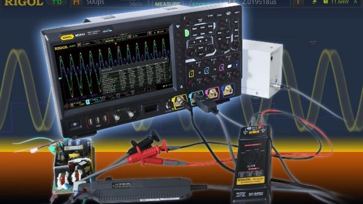 All inclusive: Die MSO8000-Serie von Rigol