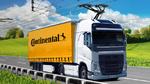 Continental und Siemens kooperieren bei Lkw-Oberleitungssystem