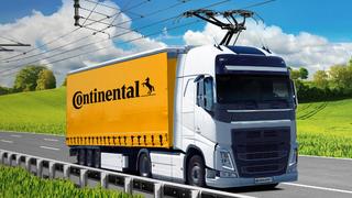 Continental will elektrisches Laden während der Fahrt erlauben.