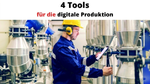 Digitalisierung Industrie 4.0 IIoT