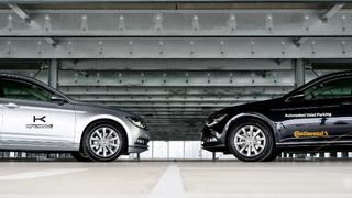Neue Partnerschaft für automatisiertes Parken