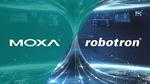 Moxa und Robotron kooperieren