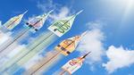 Industrie im Höhenflug, Preise auch