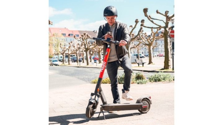 Spin E-Scooter