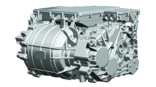 Integriertes Antriebsmodul iDM von BorgWarner.