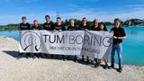 Das TUM Boring nimmt am Elon-Musk-Wettbewerb Not a Boring Competition teil.
