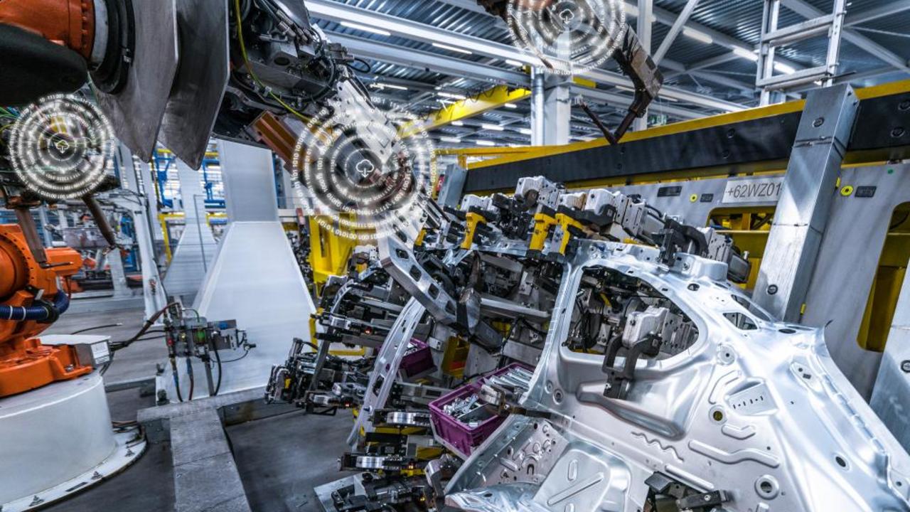 IIoT Sicherheit Industrie 4.0 Digitalisierung Fertigung Automatisierung