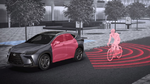 Lexus NX setzt Maßstäbe bei Unfallvermeidung