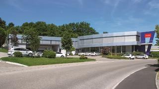 Datatec-Firmengebäude