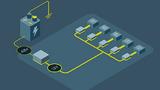 Batteriegespeistes PDN für –48 V