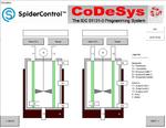 Vorher: Codesys-2.3-Visualisierung