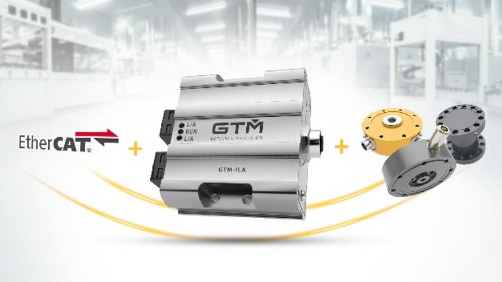 Messverstärker ILA vom Hersteller GTM.