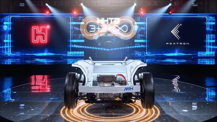 Foxconn E-Auto-Fabrik
