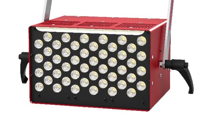 (R)Evolutionäre LED.-Lampe für High-Speed-Aufnahmen – M=LIGHT Evo von Messring