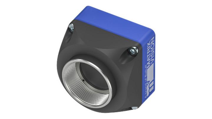 Ein Embedded-Vision-Kameramodul der mvBlueNAOS-Serie von Matrix Vision