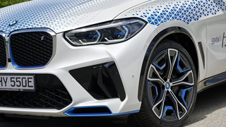 Elektromobilität Wasserstoff BMW IAA