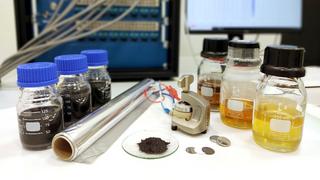 Fraunhofer THM, Aluminum Ion Battery, Batteries, Lithium