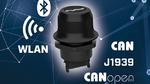 CAN-Kommunikation per WLAN oder Bluetooth