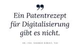 Digitalisierung Industrie 4.0 IIoT VDI Dirzus
