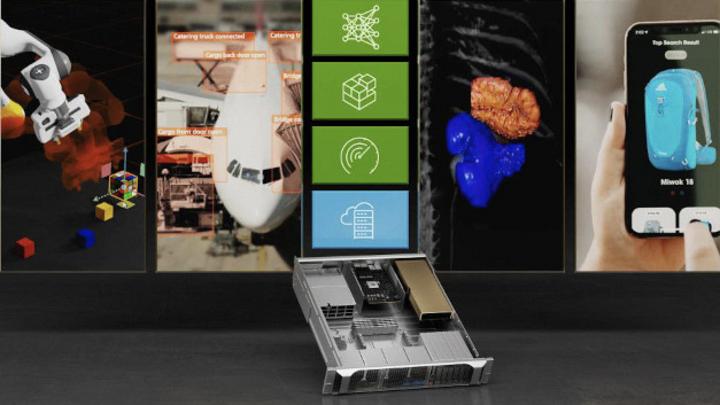 KI-Software-Suite AI Enterprise von Nvidia