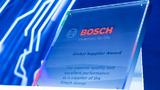 46 Zulieferer hat Bosch 2021 mit dem Global Supplier Award ausgezeichnet.