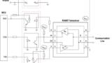 Abbildung 1: Typische Anwendung für ein isoliertes Power Modul.