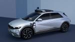 Hyundai und Motional zeigen auf der IAA Mobility erstmals das Ioniq-5-Robotaxi....