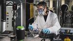 Batterieelektroden umweltfreundlicher herstellen
