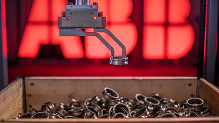 ABB eröffnet Versuchszentrum für Random Bin Picking