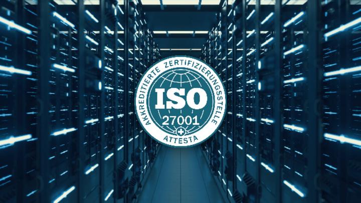 Juice Technology wurde nach ISO 27001 akkreditiert.
