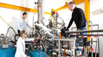 Quanteneffekte ohne Kühlmittelpumpe untersuchen