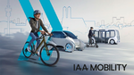IAA Mobility kurz vor der Eröffnung