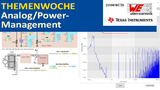 LTpowerCAD zum einfachen Berechnen der Leitungsgebundenen Störungen einer Schaltreglerschaltung
