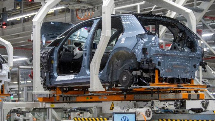 Automobil-Produktion