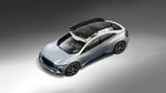 Das Dach der autonom fahrenden Zukunft