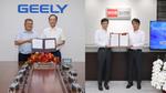 Rohm und Geely erweitern strategische Partnerschaft