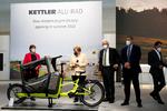 Merkel bekommt Beifall für Technologieoffenheit