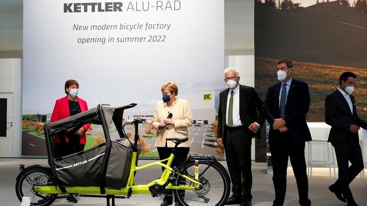 Elektromobilität IAA München 2021 Deutschland Mobilität