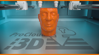 Im Rahmen des Forschungsprojekts ProCloud3D ist Wibu-Systems für das Thema Know-how-Schutz zuständig.