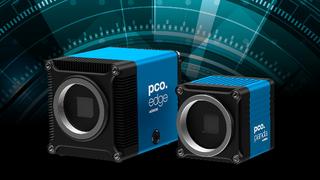 Kameras der Serien Edge und Panda von PCO mit CMOS-Bildsensor