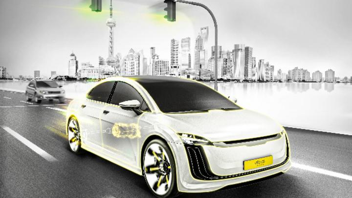 Die 800-V-Motorentechnologie ergänzt das Portfolio der EMR4-Plattform von Vitesco.
