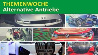 Elektromobilität IAA München 2021 Neuvorstellungen Elektroauto E-Modelle lternative Antriebe Elektronik automotive