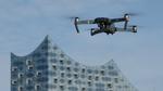 Hamburgs Hafen wird Drohnen-Luftraum