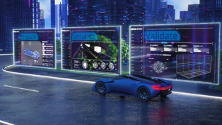 Software Validieren testen Automobil Autonomes Fahren