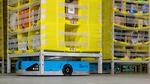 Roboter im Amazon-Logistikzentrum