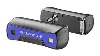 Kompakt, preisgünstig und leicht integrierbar ist die 3D-Kamera Ensenso S10.